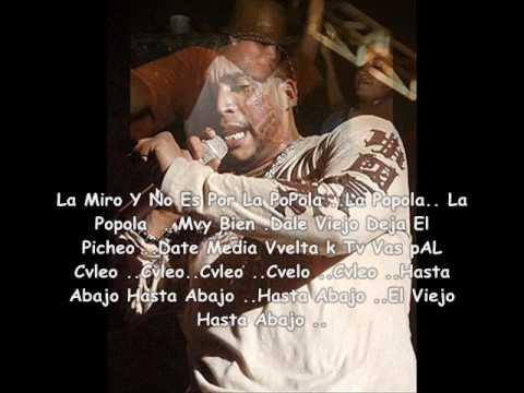 Don Omar Ft Glory - La Popola