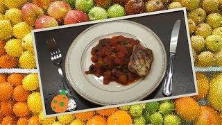 Рецепт №26. Овощное рагу по-венгерски (гуляш)