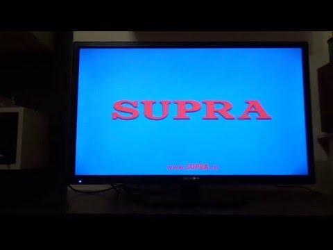 Как на телевизоре супра настроить цифровые каналы