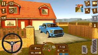 Farmer Sim 2018 #15 - Real Farming Simulator - Android Gameplay FHD