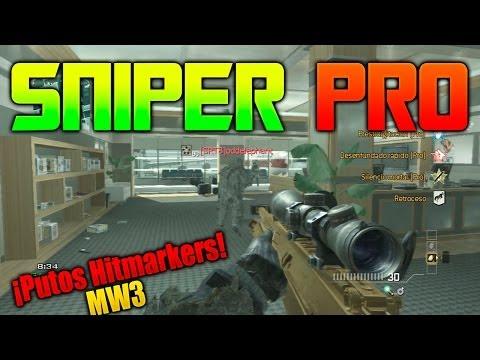 Modern Warfare 3   SNIPER PRO - Contra Todos