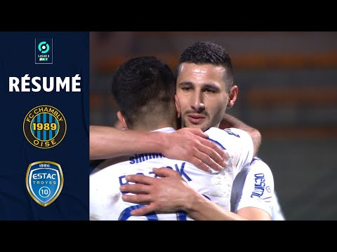 Chambly Troyes Goals And Highlights