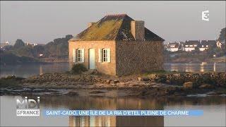 Saint-Cado, une île de la ria d'Etel pleine de charme