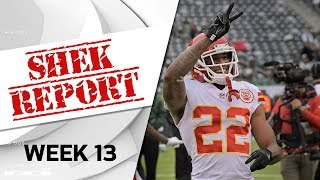 Top 3 Fails of Week 13 | Shek Report | NFL