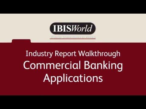 IBISWorld for Commercial Banks
