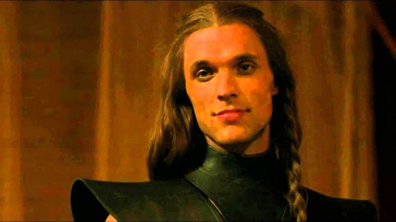 Game of Thrones: Daario Naharis always has a choice - YouTube Daario Naharis Game Of Thrones
