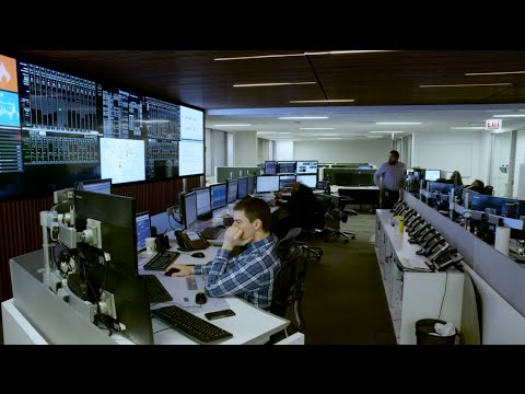 Invenergy Control Center Case Study