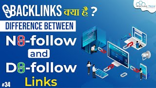 What is the Difference Between No Follow and Do Follow Backlinks [HINDI]