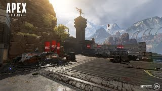 Warming up on Some Apex Legends (PC)