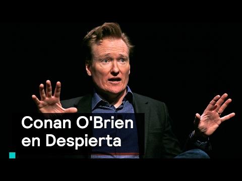 Conan O'Brien en México, la entrevista - Despierta con Loret