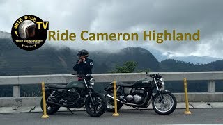 Arie Ride TV :: Cameron Highland