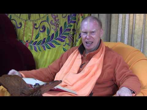Шримад Бхагаватам 1.7.43 - Бхакти Чайтанья Свами