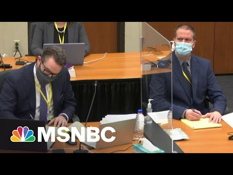 Teen Who Recorded George Floyd's Death Gives Heart-Wrenching Testimony | The Last Word | MSNBC