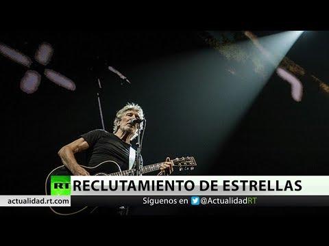 Cascos Blancos intentaron reclutar a Roger Waters, exlíder de Pink Floyd