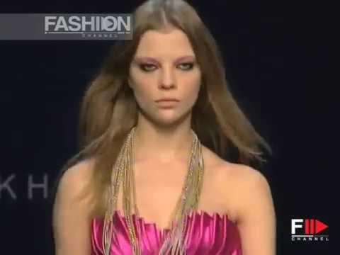 "Fashion Show ""Jenny Packham"" Autumn Winter 2007 2008 Pret a Porter Milan 3 of 3 by Fashion Channel"