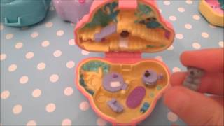 Vintage Polly Pocket pet parade