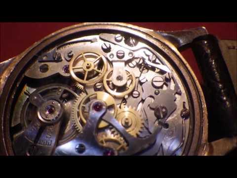 Chronograph Suisse (Kaliber: Le Landeron 51)