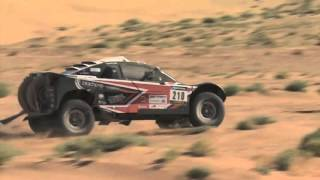 AFRICA ECO RACE 2016  - CLIP - Day2