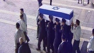 إسرائيل: مراسم دفن آرييل شارون