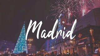 TRAVEL VLOG - NOUVEL AN À MADRID