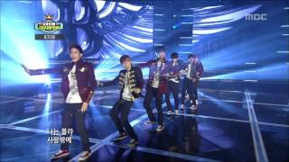 BTOB - I only know love, ??? - ???? ? ??, Show Champion 20121127 MP3
