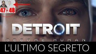 Filmato finale segreto su Kamski e tutti gli ultimi misteri! Detroit: Become Human