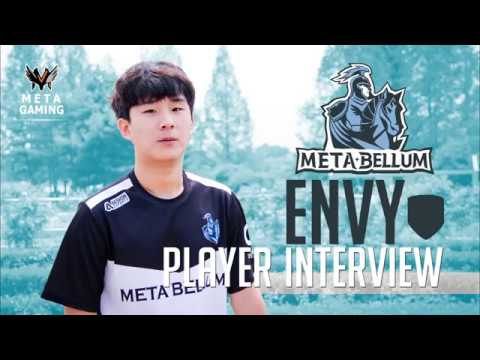 MetaGaming l ENVY Interview