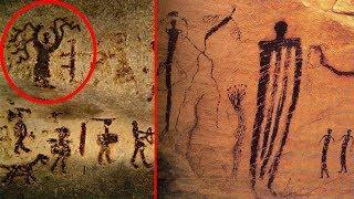 Gab es SLENDERMAN bereits in der Steinzeit? 10 gruselige und unheimliche creepy Fakten! | MythenAkte