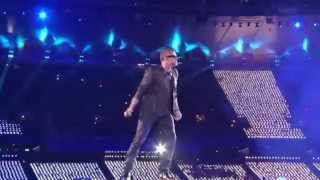 George Michael-JO London-Freedom 90 Live-2012