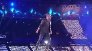 George Michael-JO London-Freedom 90 Live-2012