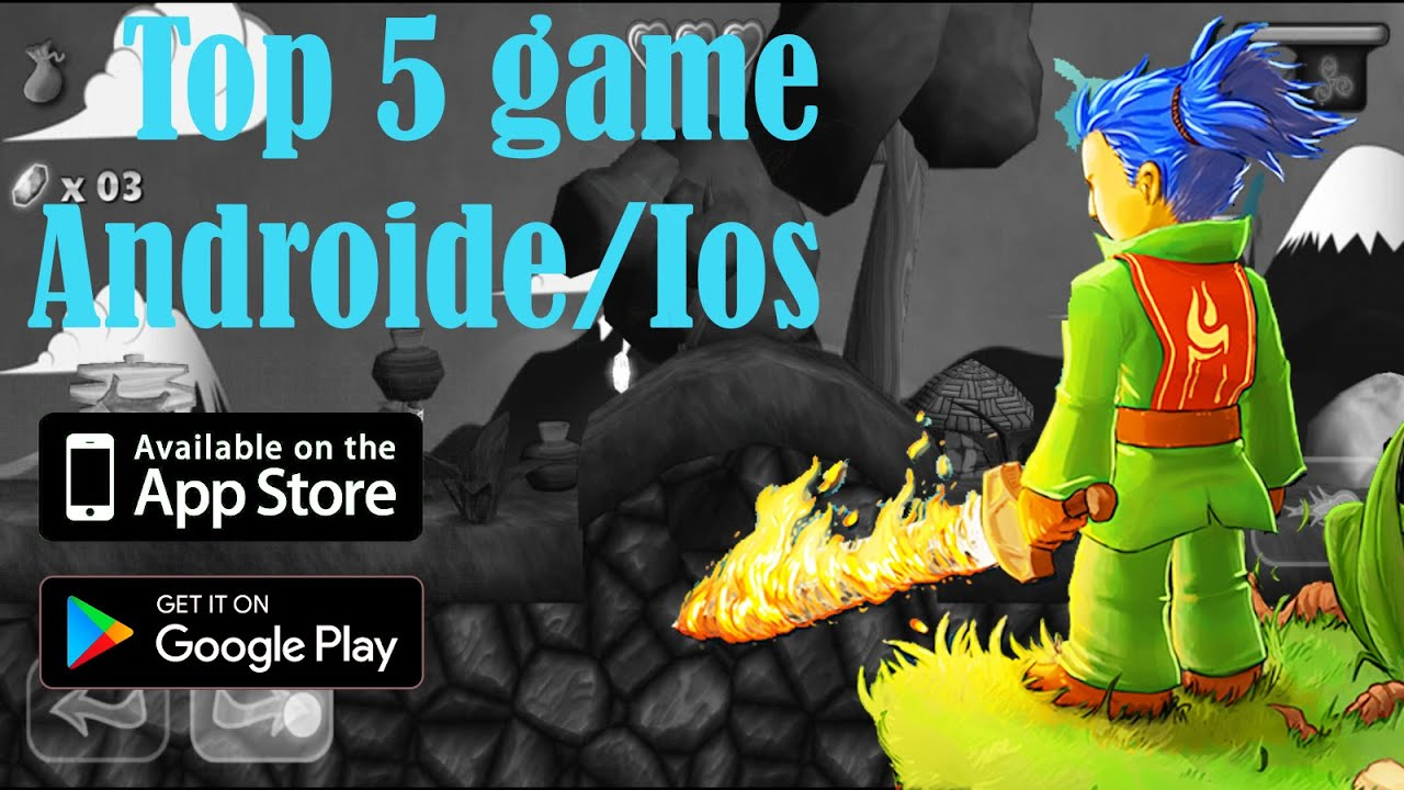 Top 5 Game For Android/Ios-Episode 2