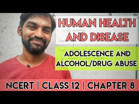 Human health and disease | Adolescence | Alcohol and drug abuse