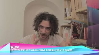 Concerti Live Maggio (week 1) - Salmo- ON TOUR