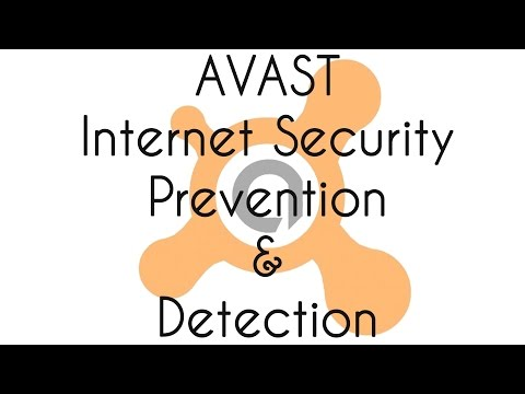 Avast Internet Security 2016 (tweaked settings) Prevention and Detection Test