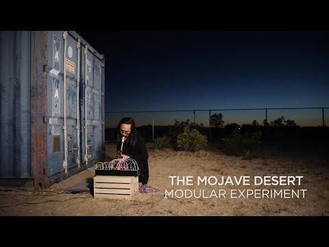 The Mojave Desert Modular Experiment: Patrick Shiroishi - Perfect