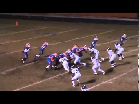 Jamal Jackson Strom Thurmond High School Football 2012-2013 Highlights