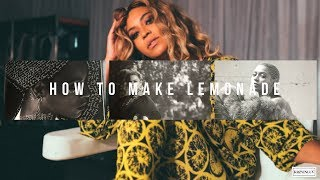 Beyoncé - Collector's Edition How To Make Lemonade Box Set (Extended Trailer)