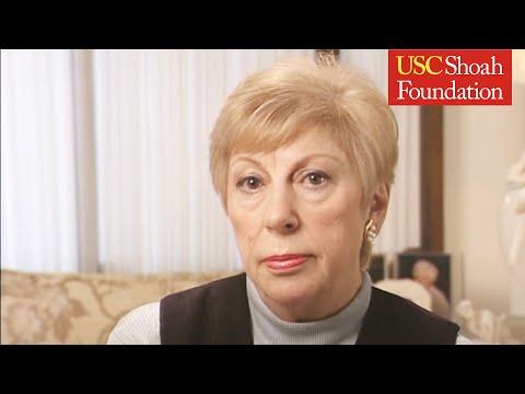 Jewish Survivor Pepe Chouake Testimony