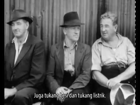 Indonesia Calling by Joris Ivens 1946 - Indonesian Subtitle