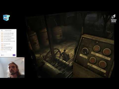 Phoenix Online Let's Play Face Noir 09