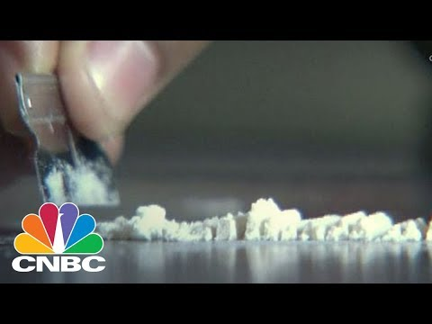 New Drug Test Can Detect Cocaine In A Fingerprint In Seconds | CNBC