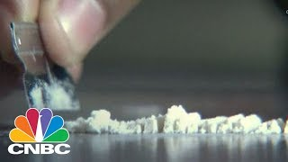 New Drug Test Can Detect Cocaine In A Fingerprint In Seconds   CNBC