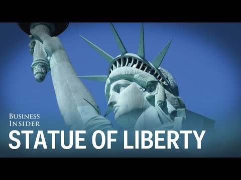 Statue of Liberty secrets