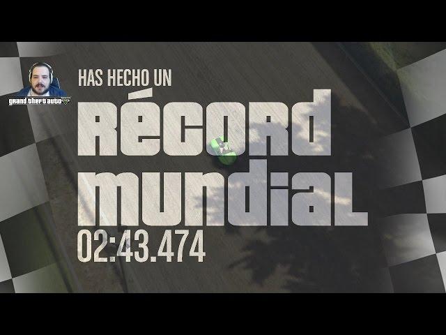 GTA 5 | RECORD MUNDIAL / WORLD RECORD | Gameplay Español