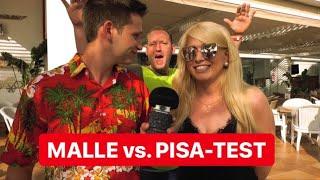 MALLE vs. PISA-TEST – Fabian Kösters Sommerloch