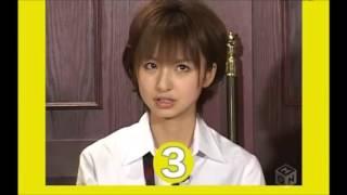 AKB48初期の番組 2007年3月30日放送。 毎回AKB48メンバーが番組から出題...