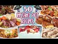 30 Instant Pot Recipes | Super Comp | Well Done