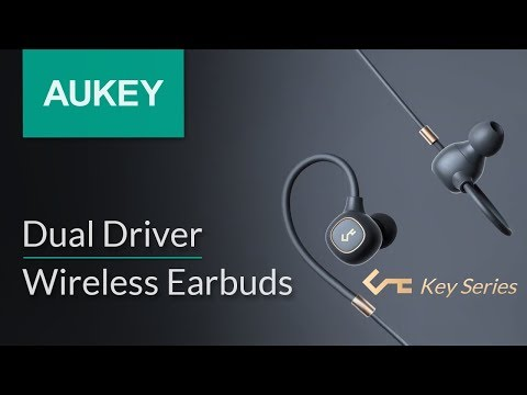 Win a Pair of Aukey's Key Series B80 Earbuds