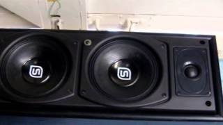 Mission Custom Speakers