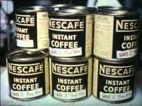 Archive footage from Nestle Personnel